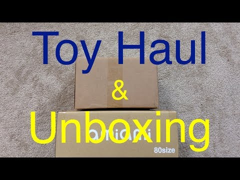 Action Figure Haul & Unboxing #96 Review Preview Plus DvD & Blu Ray Haul