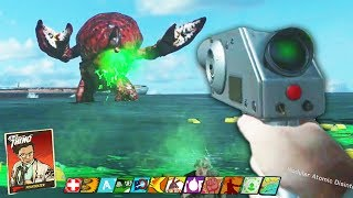 """ATTACK OF THE RADIOACTIVE THING"" GAMEPLAY! - INFINITE WARFARE ZOMBIES DLC 3 ATTACK OF THE RADIOACTIVE ..."