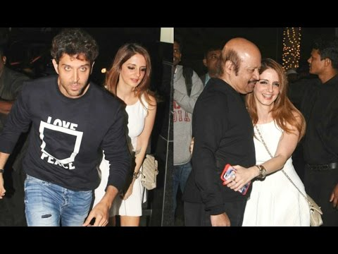 Video Suzanne Khan DRUNK At At Ex Husband Hrithik Roshan Birthday Party download in MP3, 3GP, MP4, WEBM, AVI, FLV January 2017