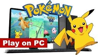pokemon go on pc  teleport fake gps hack tutorial