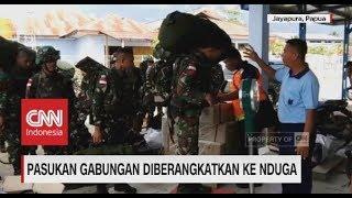 Video Pasukan Gabungan Diberangkatkan ke Nduga, Papua MP3, 3GP, MP4, WEBM, AVI, FLV Desember 2018