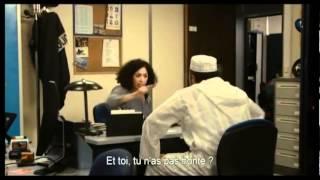 Cinéma. Un femme flic s'énerve sur un musulman qui veut marier sa fille contre son gré.