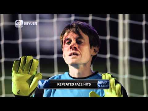 Sterling - A soccer penalty shootout video featuring goalkeeper Scott Sterling goes viral and receives almost 11 millions views on youtube. Catch what