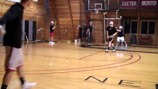 Bridgton Baseball Drills - Glove Drills 2