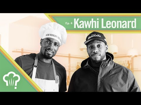 The Real Kawhi Leonard | How Hungry Are You?