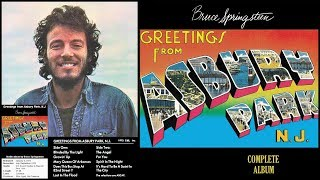 Bruce Springsteen - Greetings from Asbury Park (Complete Album)