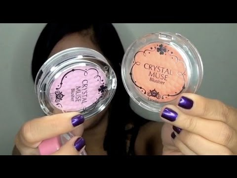 lioele - MAKE-UP WORN, NAIL + CONTACT LENSES INFO: http://www.theraeviewer.com/2011/10/lioele-cosmetics-skincare-review-video.html Here's a link to all the Lioele pro...
