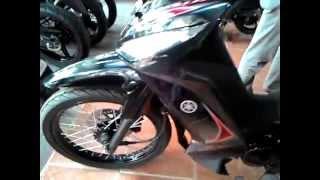 Video More Details Yamaha Vega RR 115cc Black Colors - Underbone Bike MP3, 3GP, MP4, WEBM, AVI, FLV Desember 2018