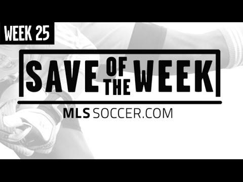 Video: 2014 Save of the Week Nominees: Week 25
