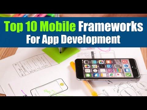 Top 10 Mobile Frameworks For App Development   Mobile App Development Frameworks   Free