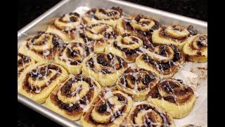 Cinnamon Bun Cookies || 12 Days of Christmas Cookies Part 8 by Gretchen's Bakery