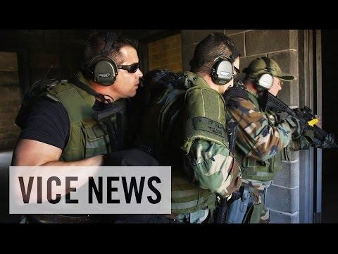 Doc - Police Militarization meets Hacker Culture: Swatting (Vice)