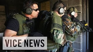 Police Militarization meets Hacker Culture: Swatting