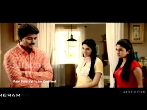 Kaavalan - 60 Sec Trailer 3