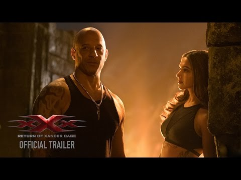 Vin Diesel in the Trailer for xXx Return of Xander