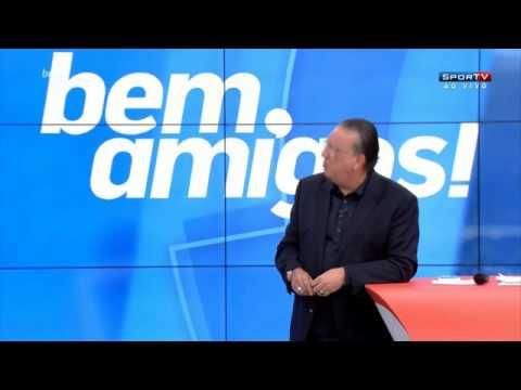 Galvão Bueno reclama de ausência da CBF no comitê da Fifa: