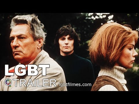 Domingo, Maldito Domingo (1971) - Trailer LGBT Movie