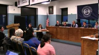 Town Board Meeting - March 12, 2015 Part 1