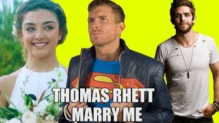 Video MARRY ME - THOMAS RHETT REACTION | SK REACTS - #DailyTrend download in MP3, 3GP, MP4, WEBM, AVI, FLV January 2017
