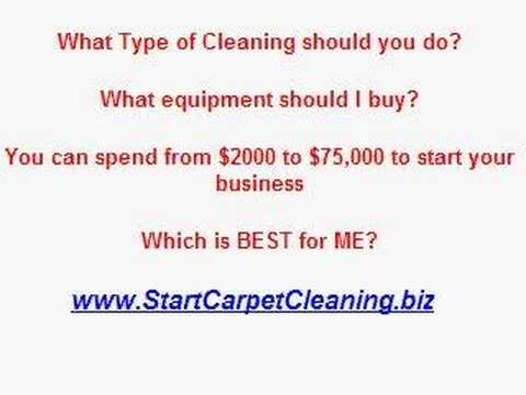 Carpet Cleaning Biz