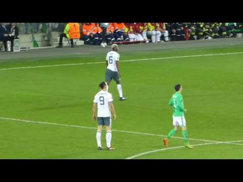 Paul Pogba ● Zlatan Ibrahimovic ● Manchester United vs Saint-Etienne ● Europa League 2016-2017