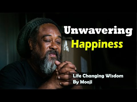 Mooji Video: This Is Why You Are Not Happy In Your Life (Life Changing Video )