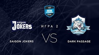 Jokers vs DP, game 2