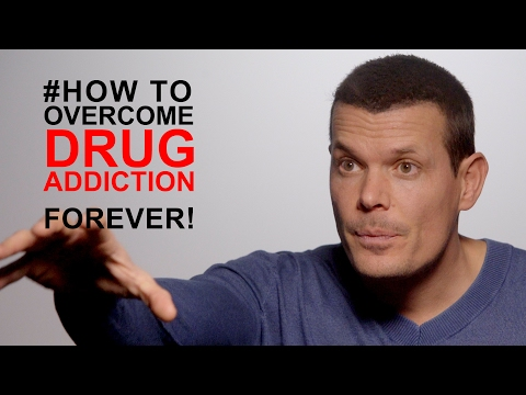 How to stop a drug addiction FOREVER: #1 Real cause of addiction revealed