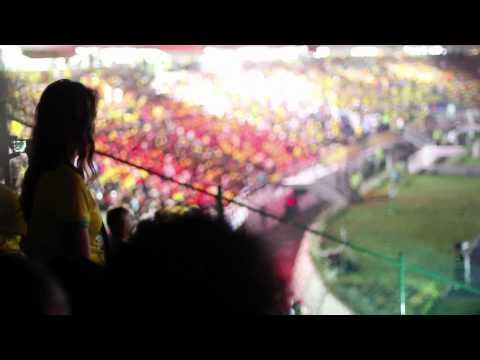 Inauguración Mundial sub-20 en el estadio Metropolitano Roberto Meléndez