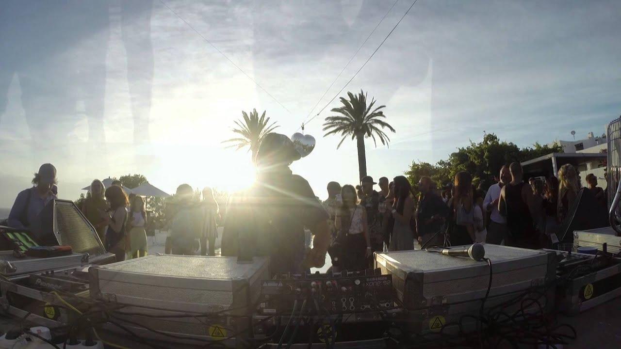 Richy Ahmed - Live @ Boiler Room Ibiza 2014