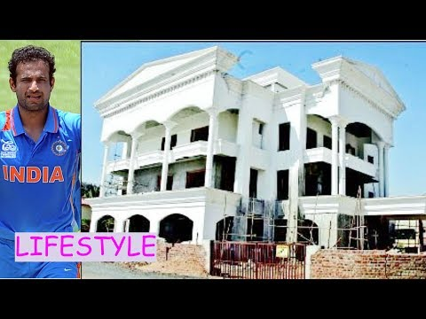 cricketer Irfan pathan's lifestyle (house, cars, net worth)