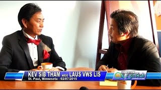 Suab Hmong TalkShow:  Lao Vue Lee, a Hmong-Chinese Senator from China