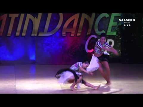 Ayumi Akazawa & Saeko Nakano, Japan, Latin Ladies Couple Pro, Final Round, WLDC 2015 (видео)