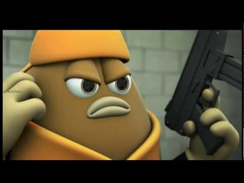 Killer Bean Forever (ENGLISH) Part 1