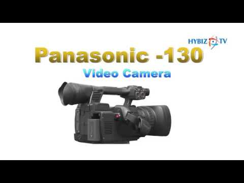 , Panasonic AG-AC 130 Video Camera Tutorial