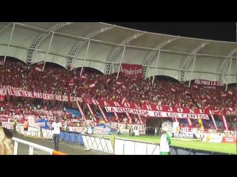 Baron Rojo Sur // Te sigo hasta el final. América Vs. Expreso Rojo - Baron Rojo Sur - América de Cáli