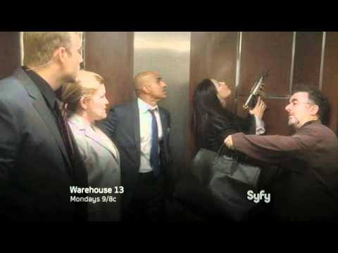 Warehouse 13 3.08 Clip