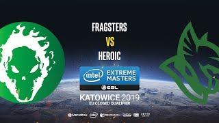 Fragsters vs Heroic - IEM Katowice EU Minor QA - map1 - de_inferno [CrystalMay]