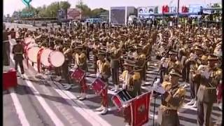 Iran Army Day Parade 2014 - Fullرژه بزرگ روز ارتش ایران ۱٣۹۳