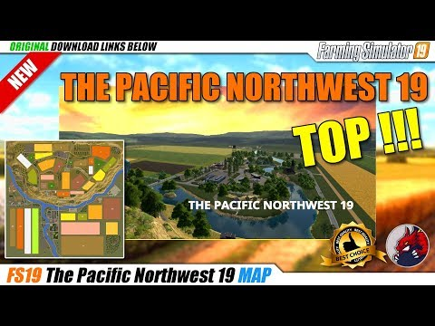 The Pacific Northwest 19 v1.0.0.1