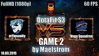 mYi vs Vega, game 2