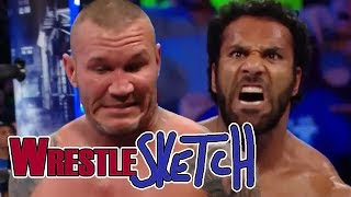 How WWE books Jinder Mahal Vs Randy Orton, via Oli Davis' WrestleSketch. Watch the other WrestleSketch episodes here: https://goo.gl/1YJwSfSubscribe to WrestleTalk for daily WWE and wrestling news! https://goo.gl/WfYA12Support WrestleTalk on Patreon here! http://goo.gl/2yuJpoSubscribe to the WrestleTalk Podcast Network on iTunes: https://goo.gl/783yg4Catch us on Facebook at: http://www.facebook.com/WrestleTalkTVFollow us on Twitter at: http://www.twitter.com/WrestleTalk_TV