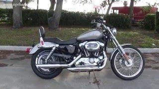 2. 2007 Harley Davidson XL1200C Sportster 1200 Custom