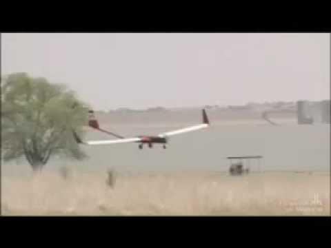 Unbemannte Flugzeuge bekannt