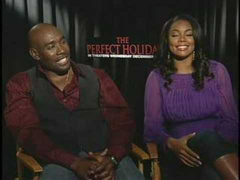 The Perfect Holiday - Interview Gabrielle Union & Morris