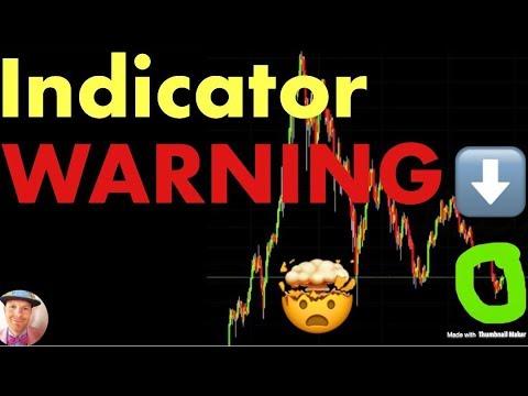 Surprise Bitcoin Indicator Warning (видео)