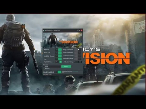 Tom Clancy's The Division - Cheat & Hack (Aimbot & ESP)  2017 ! NEW UPDATE:  Update 22.5.2017 !!▬▬▬▬▬▬▬► DOWNLOAD◄▬▬▬▬▬▬▬➡ Download: FREE DOWNLOAD http://goo.gl/3k9d9k▬▬▬▬▬▬▬▬▬▬▬▬▬▬▬▬▬▬▬▬▬▬▬▬▬▬▬▬▬▬▬▬▬▬▬▬▬▬▬▬▬▬▬▬▬▬▬▬▬▬► INFO ◄▬▬▬▬▬▬▬▬➡ instructions in the .ZIP folder▬▬▬▬▬▬▬▬▬▬▬▬▬▬▬▬▬▬▬▬▬▬▬▬▬▬▬▬▬▬▬▬▬▬▬▬▬▬▬▬▬▬▬▬▬▬▬▬▬▬►MUSIC◄▬▬▬▬▬▬▬▬➡ Music: Krys Talk - Fly Away [NCS Release]➡ Link: http://www.ascendents.net/?v=LfDfb...➡ NoCopyrightSounds: http://www.youtube.com/user/NoCopyri...▬▬▬▬▬▬▬▬▬▬▬▬▬▬▬▬▬▬▬▬▬