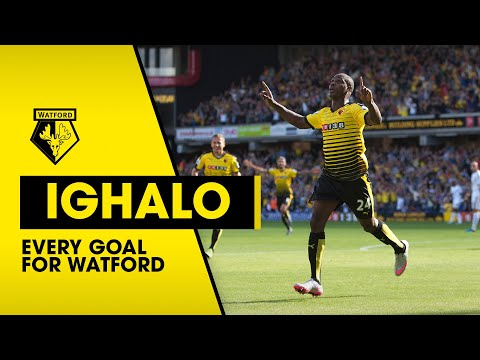 ODION IGHALO | ALL 39 WATFORD GOALS