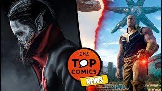 Versión extendida Infinity War I Jared Leto como Morbius l La Boda de Batman