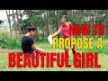 how to propose a girl for free